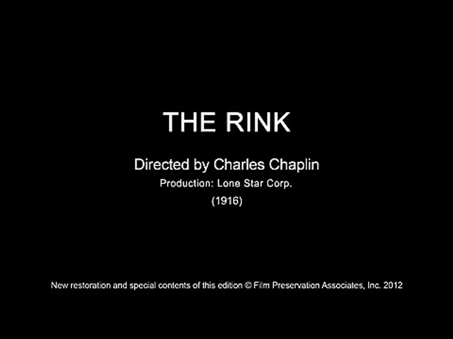 Charlie Chaplin The Rink 1916 Full HD Funny Comedy Movie