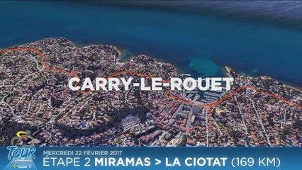 Le Tour de La Provence - Etape 2