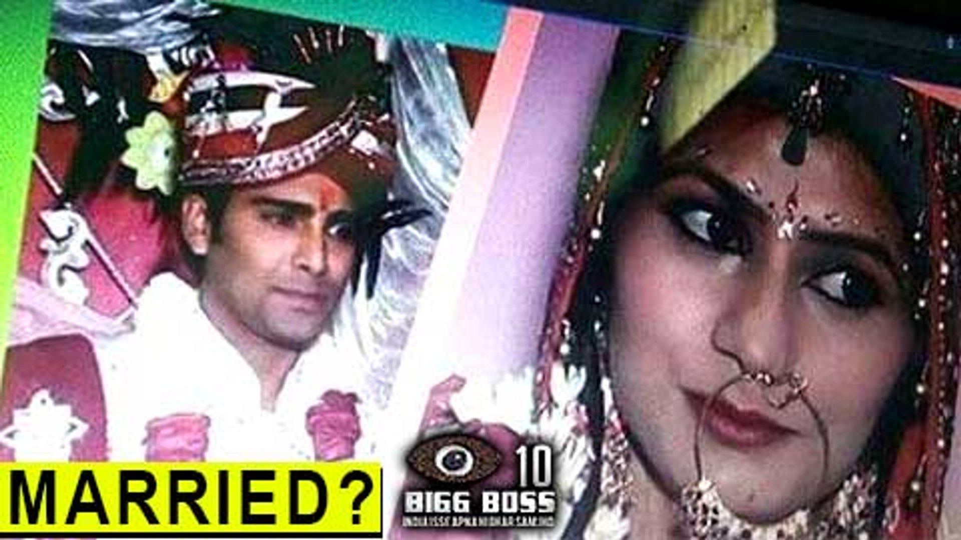 Bigg Boss 10 Winner Manveer Gurjar Married? | SHOCKING REVELATION