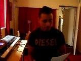 Ryes en studio