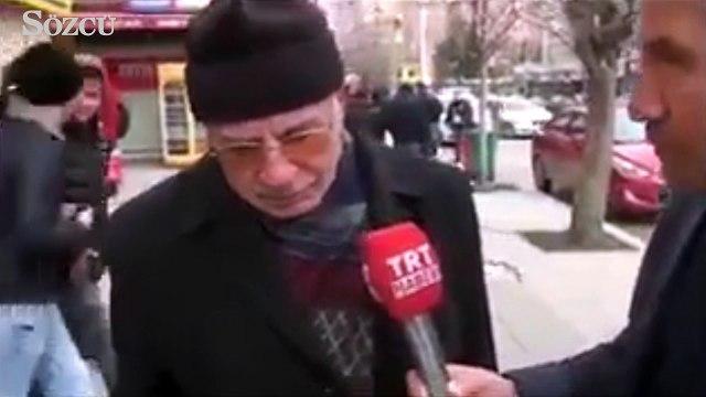 TRT sokağa çıktı: 'Neden evet' sorusuna cevap bulamadı