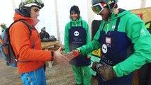 Hautes-Alpes : Des sandwiches livrés sur les pistes à Serre-Chevalier !