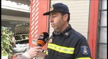 Φωτιά σε αυτοκίνητο στη Χαλκίδα