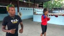 Cuban women demand first female boxing team