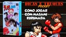 #RockySilva Como jogar com o Masami Kurumada - Ring ni Kakero (SNES) [Dicas e Truques POCKET]