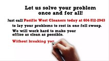 Janitorial Services Vancouver Thinking Of Changing Your Cleaners - YouTube
