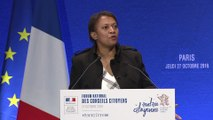 Hélène Geoffroy, discours d'ouverture - Forum national des conseils citoyens - 27/10/2016