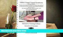 Download [PDF]  OSHA Carpal Tunnel Syndrome Library Edition: Introductory but Comprehensive OSHA