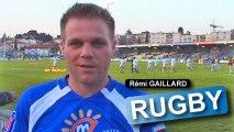 Rémi Gaillard piège le Top 14 de Rugby
