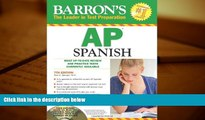 PDF [Download] Barron s AP Spanish with Audio CDs and CD-ROM (Barron s AP Spanish (W/CD   CD-ROM))