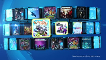 PlayStation Plus  - Mois de février 2017 de