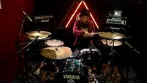 METROPOLIS(DREAM THEATER) drum cover by FAN NUGROHO