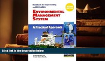 BEST PDF  Handbook for Implementing an ISO 14001 Environmental Management System: A Practical
