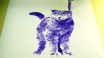 Este dispositivo crea impresionantes dibujos y grabados láser
