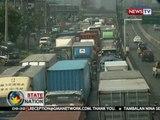 Mga trucker at broker sa Manila Port, nagbabantang magtitigil-operasyon