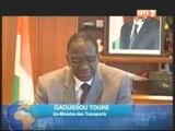 18 Novembre: La Côte d'ivoire a célébrée la 1ère journée africaine de la sécurité routière