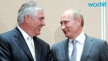 Rex Tillerson Has Personal Agenda That May Soon Be Met
