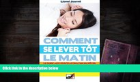 Download [PDF]  Comment Se Lever Tôt Le Matin: Le guide anti-procrastination du réveil (Volume