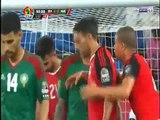 بكاء فيصل فجر و الحارس منير المحمدي ببعد اقصاء المغرب & الفشل بداية النجاح &