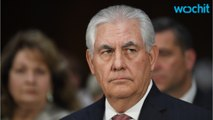 Senate Confirms Rex Tillerson As Secretary Of State