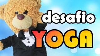 DESAFIO DA YOGA Yoga Challenge