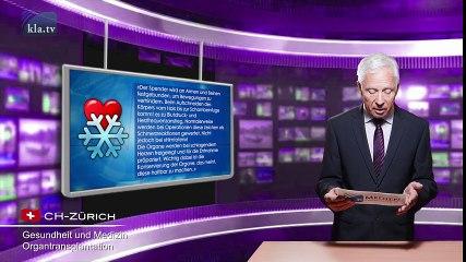 Klagemauer.Tv 2017.01.30 Prélèvement d'organes contre mort paisible