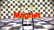 ~KVT~ Magnet Pika x Piko Live Action