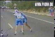 Sierra vs Gonzalez-Arrietta 4e étape de la Vuelta 1995