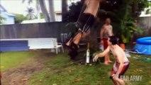 Приколы с людьми  # 239 #  III Смешные приколы III Голый торс III