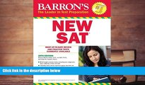 PDF [Free] Download  Barron s NEW SAT, 28th Edition (Barron s Sat (Book Only)) [Download] Online