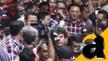 Cagub Ahok Sapa Warga Ciracas Jakarta Timur