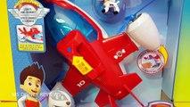 PAW PATROL Nickelodeon Paw Patrol Air Patroller a Paw Patrol Video Toy Unboxing