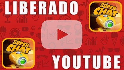 SUPER CHAT | LIBERADO PARA LIVES DO YOUTUBE