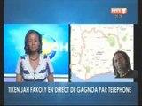 La caravane de la Paix et de la réconciliation à Gagnoa: Tiken Jah décrit l'ambiance sur place