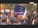 Les temps forts de visite du président de la republique à l'ouest de la Côte d'Ivoire