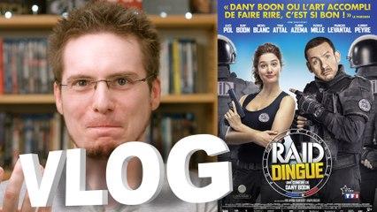Vlog - RAID Dingue