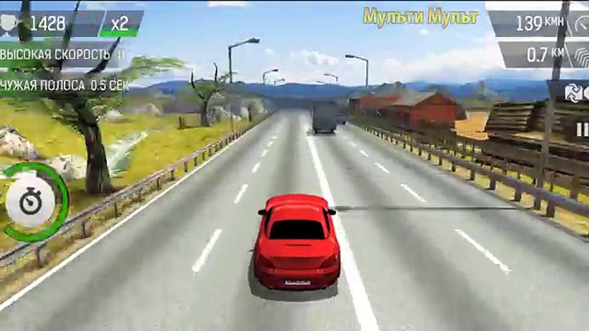 Игра как мультик - Cartoon about cars BMW (Racing Fever )