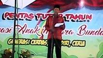 Sambutan Lurah Srimartani dalam Pentas Tutup Tahun TK Mutiara Bunda