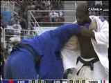 Judo 2007 Teddy Riner (FRA) - Xiangjun WEI (CHN)