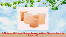 Himalayan Pink Salt Tequila Shot Glasses  Set of 4 Designed Specifically for Tequila d2137c63