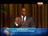 Ouverture du 58ème Congrès de l`internationale Libérale