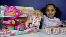 Num Noms Go Go Cafe playset | Party Pack - Cupcake - Ice cream | Blind Boxes