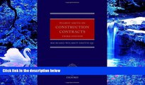 FREE [DOWNLOAD] Wilmot-Smith on Construction Contracts Richard Wilmot-Smith QC Pre Order