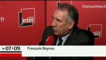 François Bayrou, invité de Patrick Cohen sur France Inter - 020217