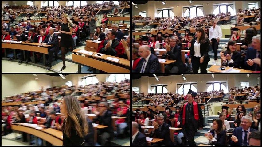Rentrée solennelle de l'European School of Law 2016