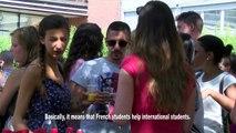 [SCREI] Interviews d'étudiants entrants et présentation de l'ESN - Erasmus Student Network Toulouse