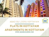 Flats for Sale in Kottayam-Apartments for Sale in Kottayam-Builders in Kottayam