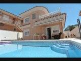 240 000 Euros – Gagner en soleil Espagne : Superbe maison avec piscine – En Bord de mer