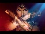 WONDER WOMAN - Trailer 2 VOST - Bande-annonce - DC Comics Gal Gadot [Full HD,1920x1080p]