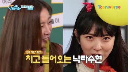 《미공개》 낙타채경 VS 낙타수현